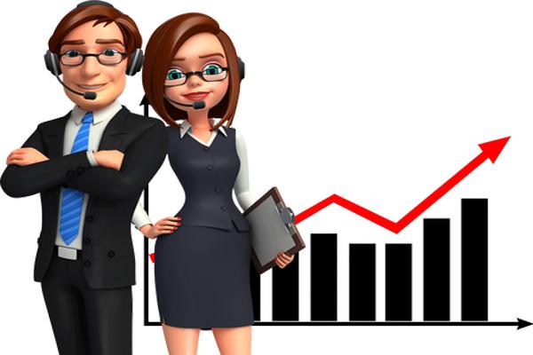 بازاریابی تلفنی حرفه ای